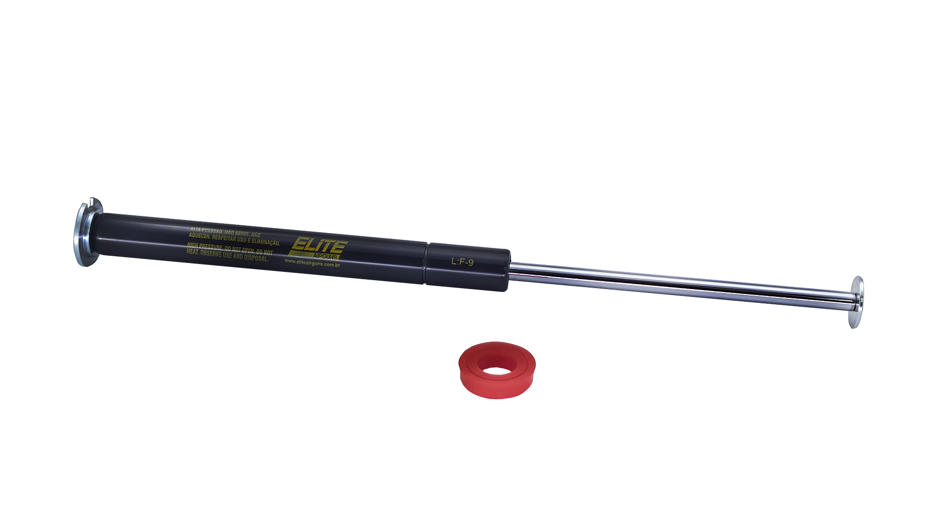 Kit Standard Hatsan 125- Modo de Uso