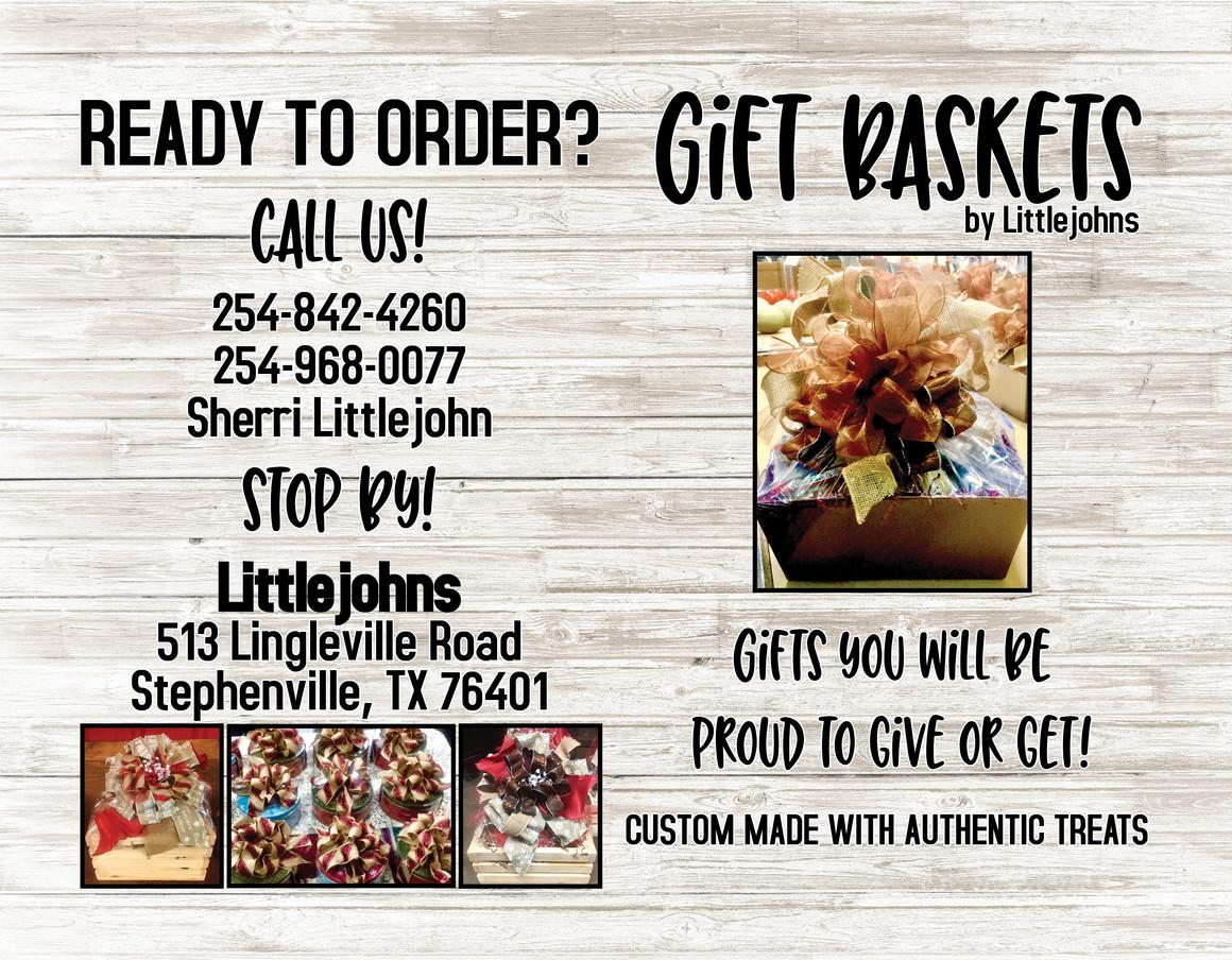 Gift Baskets 2019