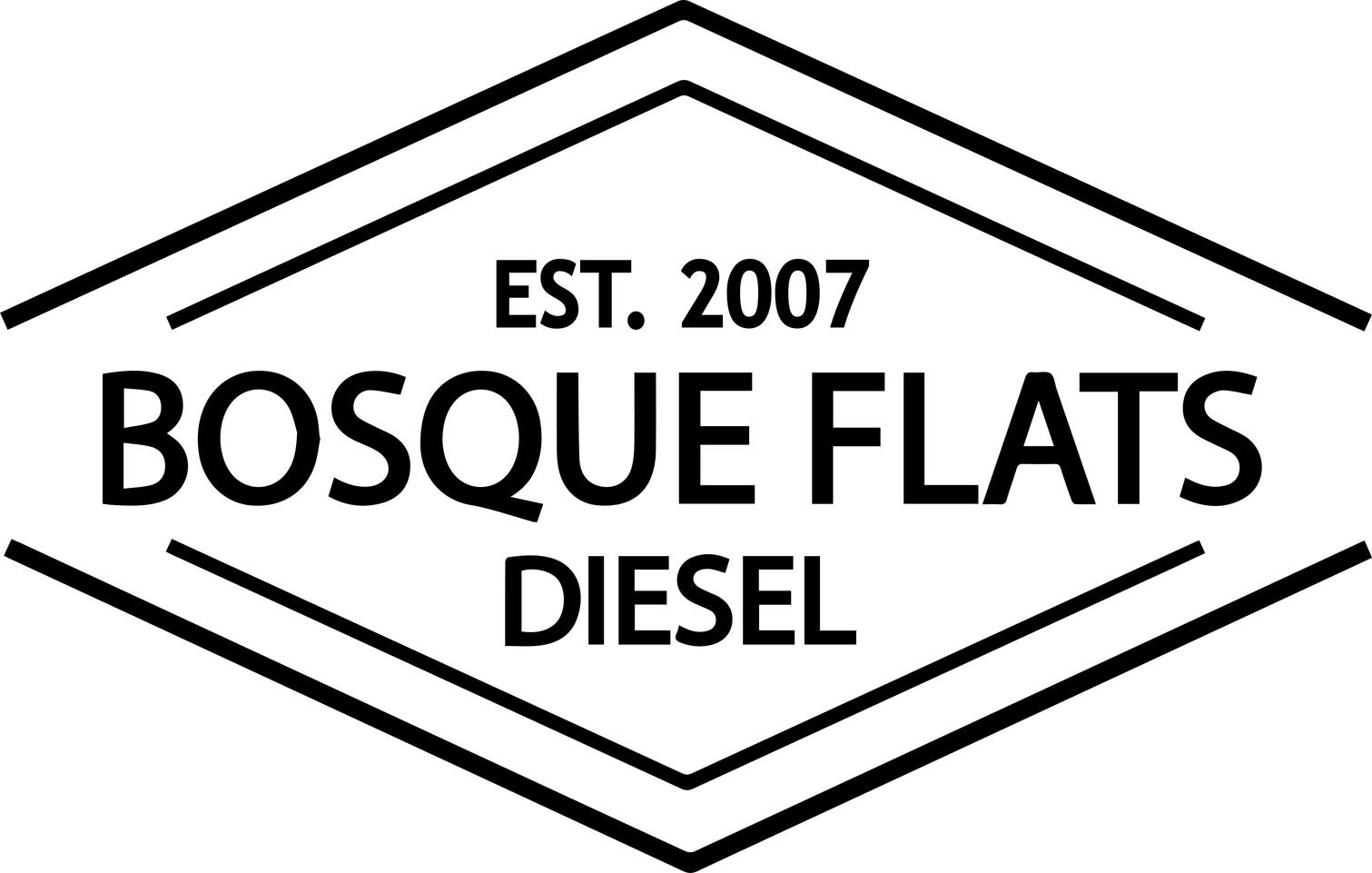Bosque Flats Diamond
