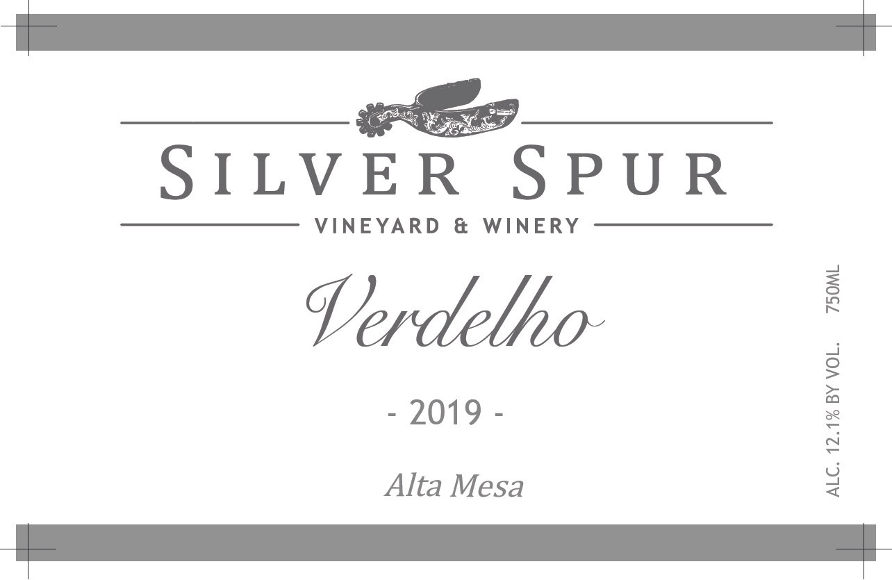 Silver Spur Winery Labels