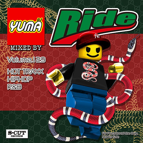 DJ Yuma Ride Vol.129