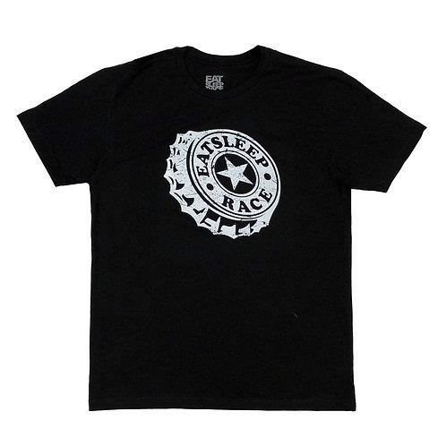 Bottlecap T-Shirt | Black
