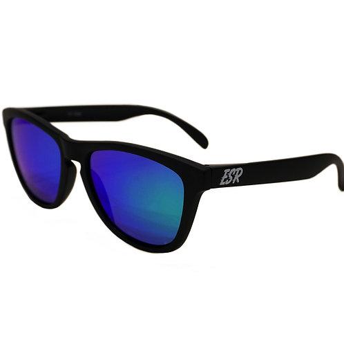 ESR FASTLIFE SUNGLASSES | MATTE BLACK/BLUE IRIDIUM (UV400)
