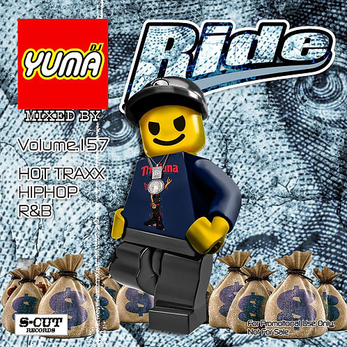 DJ Yuma Ride Vol.157