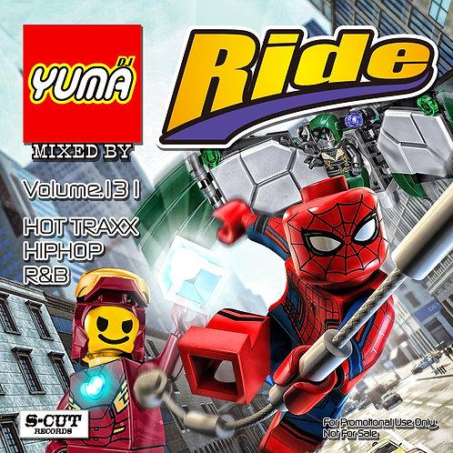 """DJ YUMA MIXCD """"Ride"""" vol.131"""