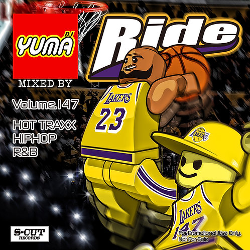 DJ Yuma Ride Vol.147