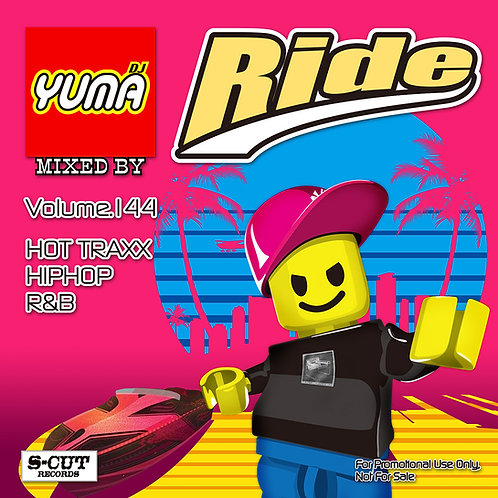 DJ Yuma Ride Vol.144