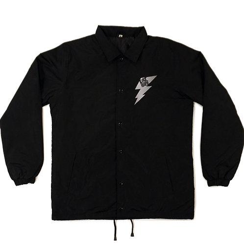 Bolt Coaches Jacket | Black