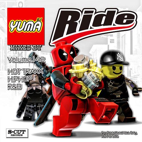 DJ Yuma Ride Vol.142
