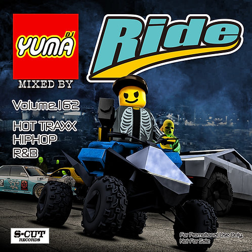 DJ Yuma Ride Vol.162