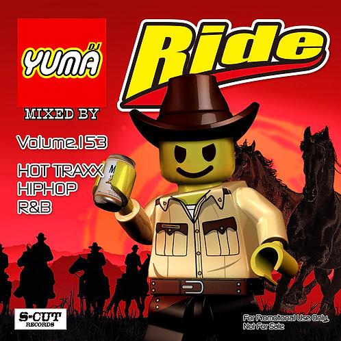 DJ Yuma Ride Vol.153