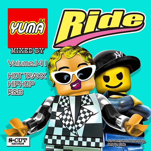 DJ Yuma Ride Vol.141
