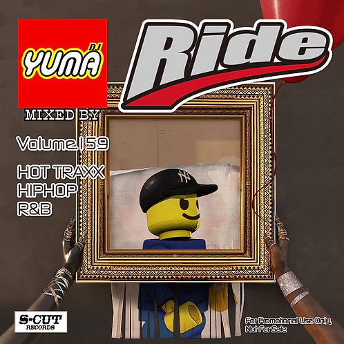 DJ Yuma Ride Vol.159