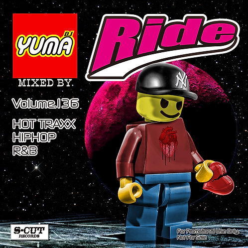 DJ Yuma Ride Vol.136