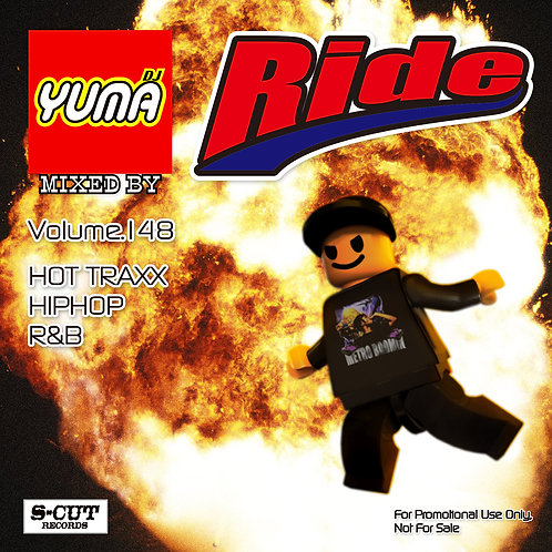DJ Yuma Ride Vol.148