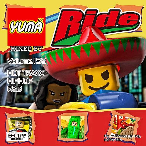 DJ Yuma Ride Vol.158