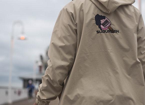 Logo Rain Coat