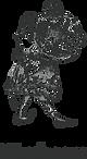 菓子店 Himbeere ロゴ