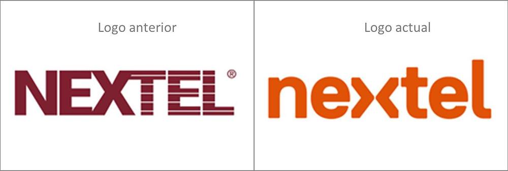Análisis del nuevo logotipo de Nextel
