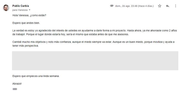Testimonio email Pablo Carbia.png