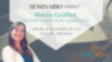Seminario Online Grafología Publicitaia