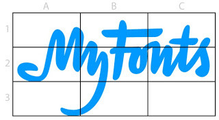 Análisis del logotipo MyFonts [Parte 1]