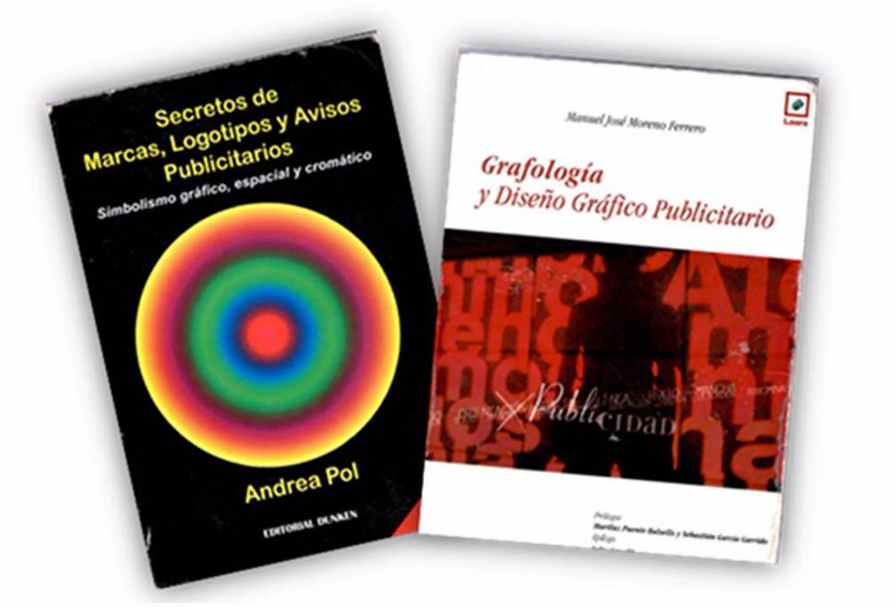 Libros de Grafología Publicitaria