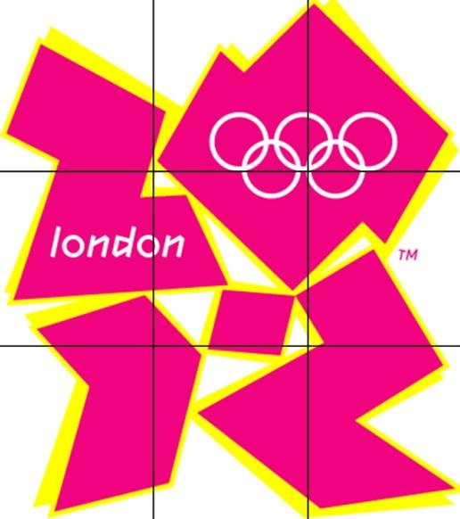 Análisis isotipo Juegos Olímpicos Londres 2012