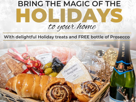 Not dining out? We'll bring the Magic of Holidays to your home with 𝗚𝗚 𝗖𝗵𝗿𝗶𝘀𝘁𝗺𝗮𝘀 𝗕𝗼𝘅!