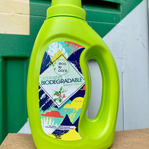 Detergente Bosque Tropical 1000ml