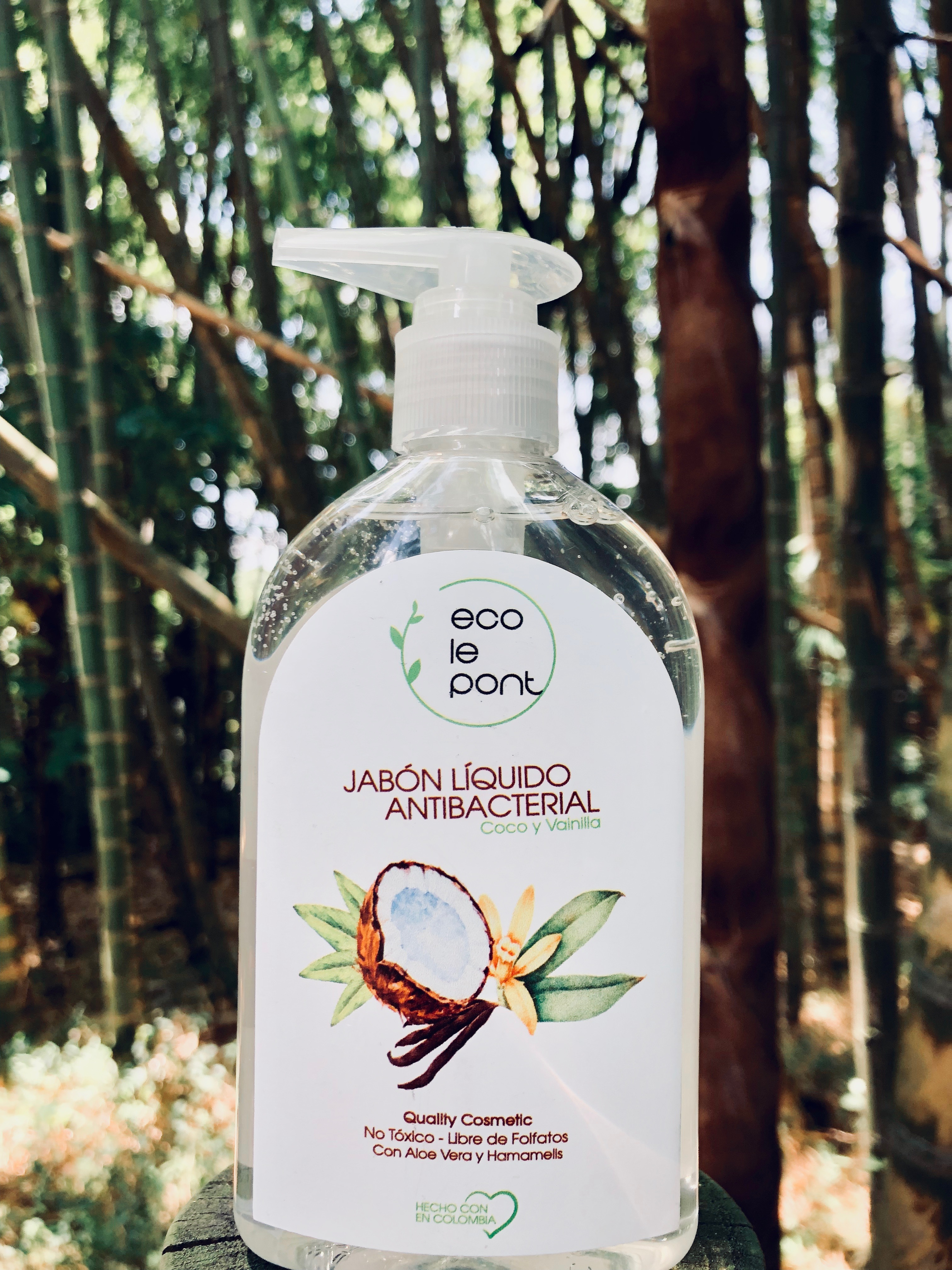 Jabón de Manos- Coco & Vainilla
