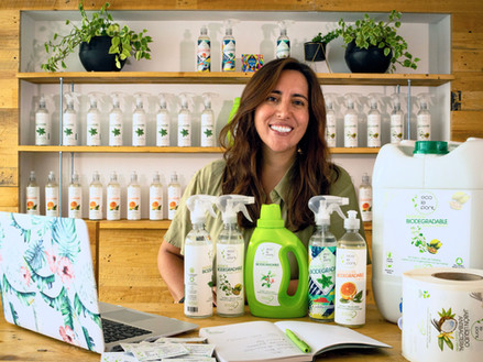 Jess: Fundadora & Creadora de Ideas