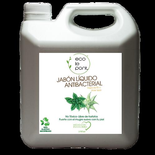 Jabón Líquido para piel Hojas de Té & Aloe Vera