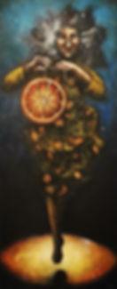 Hesperide(appellez-moi Chandelle), 20 x