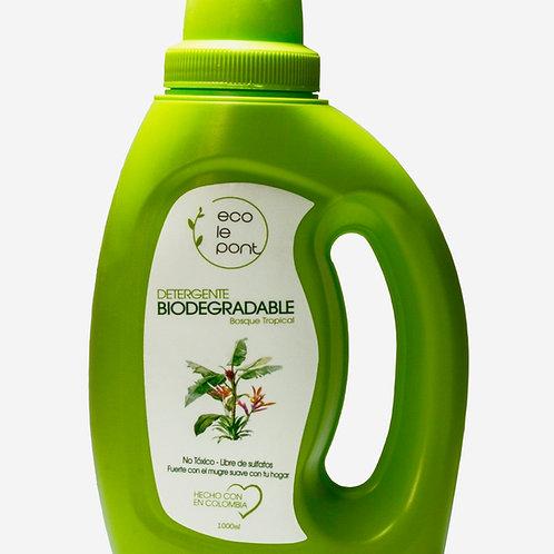 Detergente Ropa Bosque Tropical 1000ml