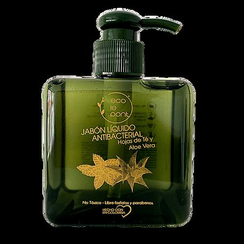 Jabón para la piel Hojas de Té& Aloe Vera