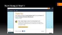 Amazon Smile Slide 5