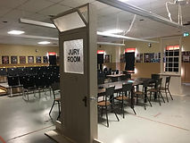 12 Angry Jurors set - Rural Roots Theatr