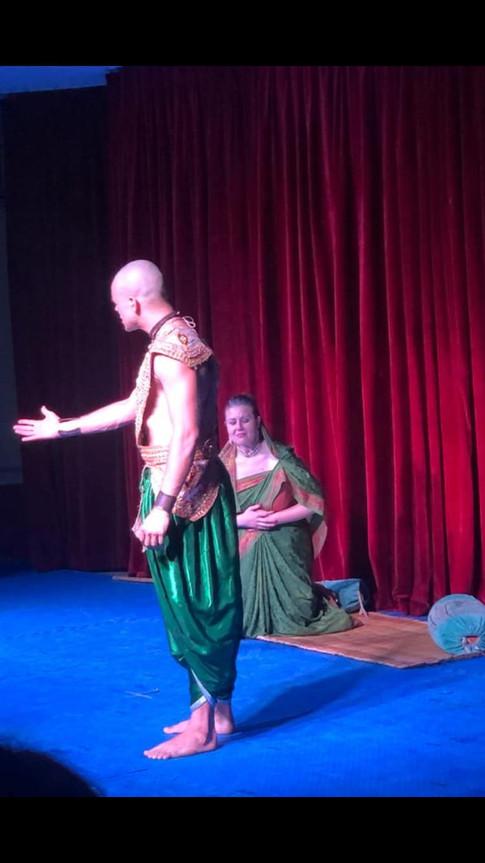 Arya Landers as Satyavati - Grandsire: The Life of Bheeshma