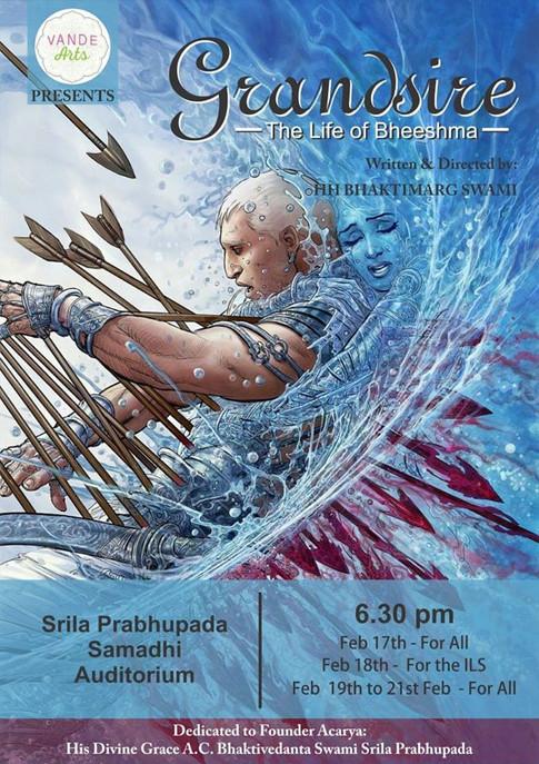 Grandsire: The Life of Bheeshma poster
