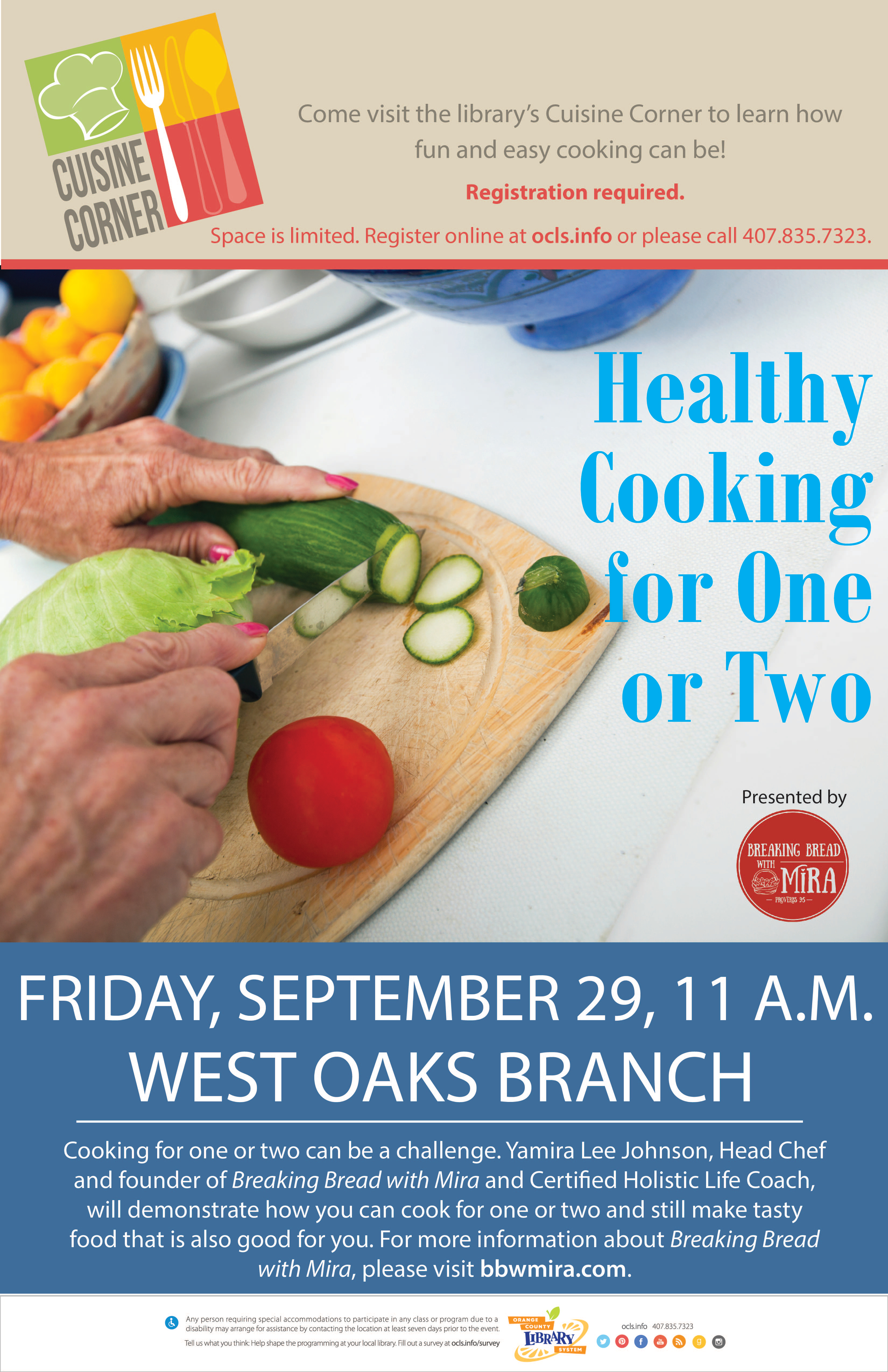 Healthy Cooking for One or Two 9-29-17 West Oaks-01