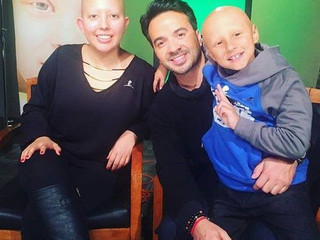 Luis Fonsi's Crusade Against Cancer