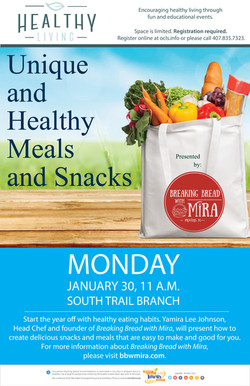 Unique and Healthy Meals and Snacks 1-30-17 South Trail-01