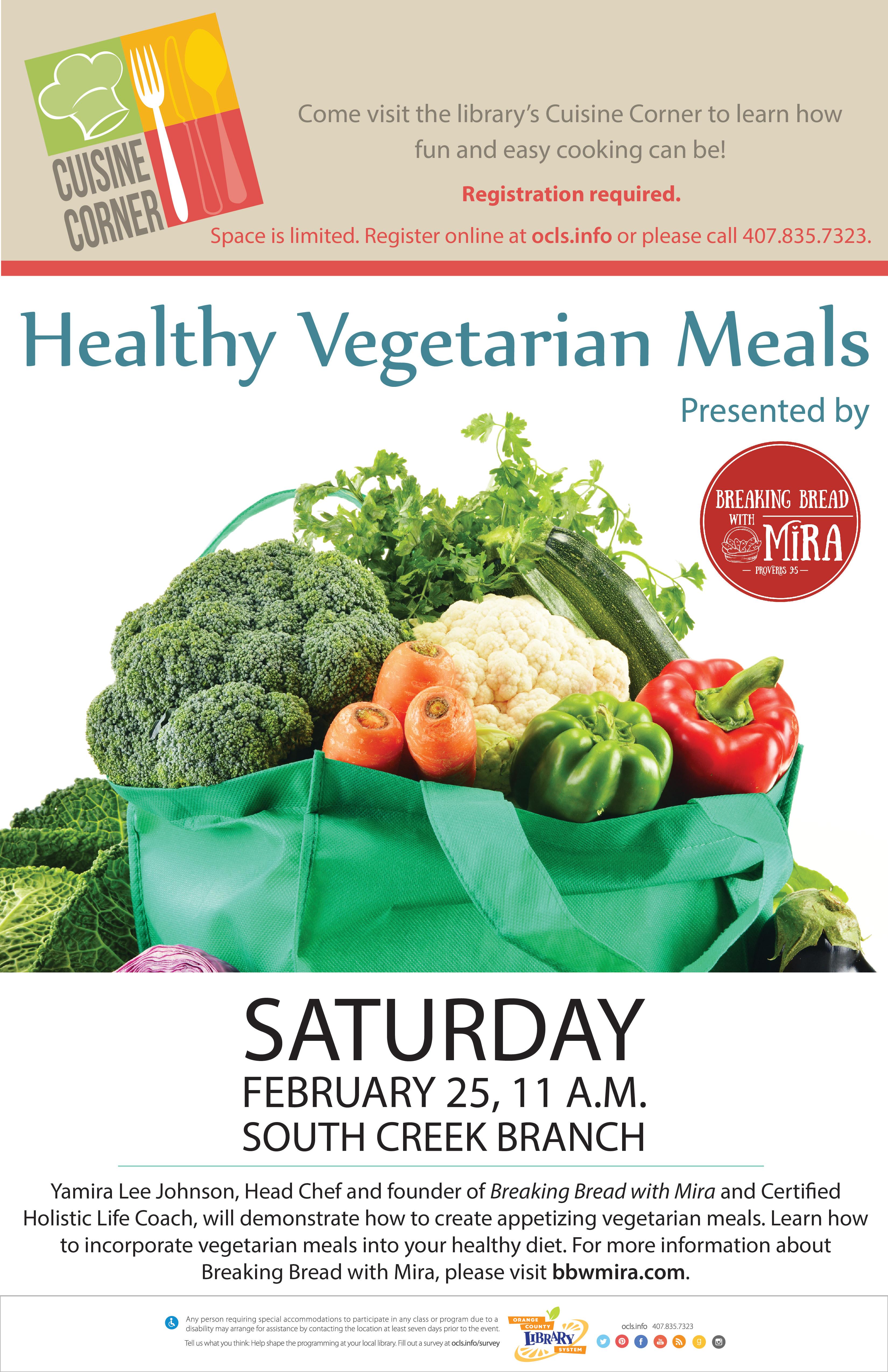 Healthy Vegitarian Meals 2-25-17 C29-01
