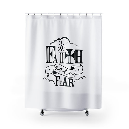 Spread The Word... Inspirational Shower Curtains