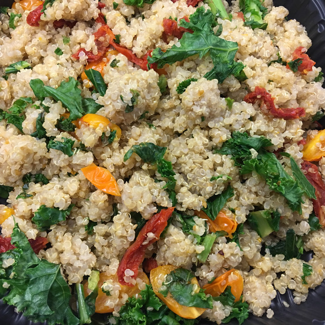 Garden Quinoa