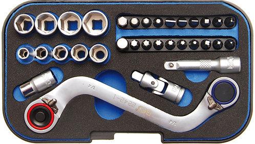 BGS Ratchet Wrench Set | 2242