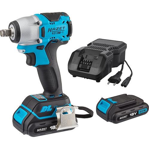 "Hazet - 1/2"" Mini Cordless Impact Wrench 18v   9212M-1/4"