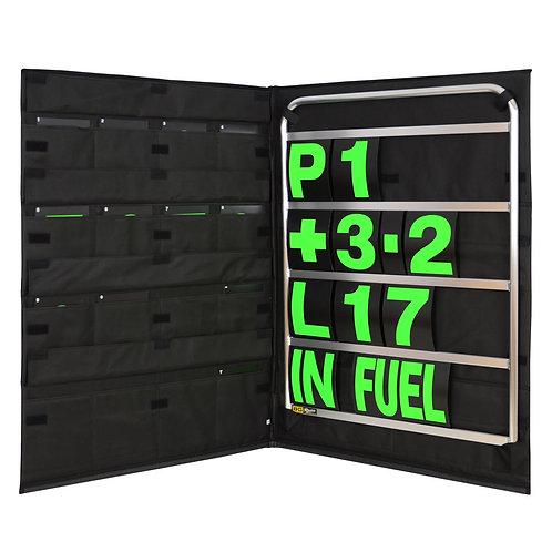 B-G Racing - Standard Aluminium Pit Board Kit | BGR260