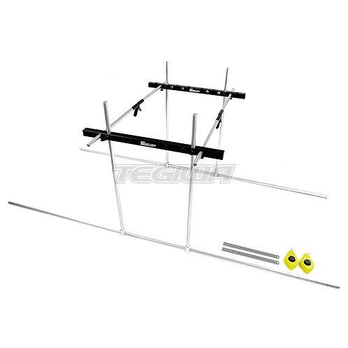 Ti Motorsport Billet Aluminium String Line Wheel Alignment Kit | TI-SWALK